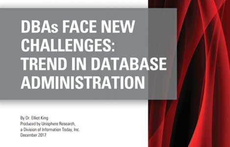 dbas face new challenges trend in database administration white paper